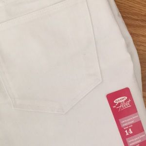 Old Navy Jeans - NWT Size 14 white jeans old navy